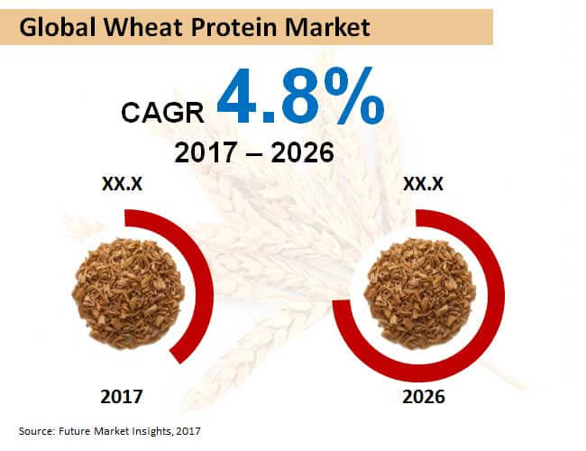 global wheat protein market