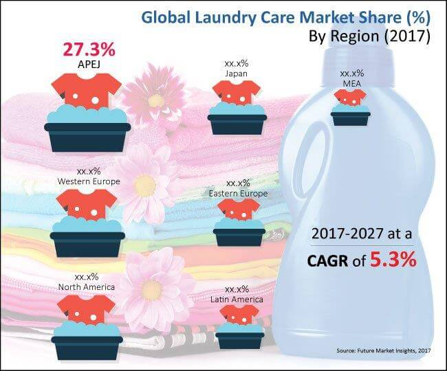 laundry care market