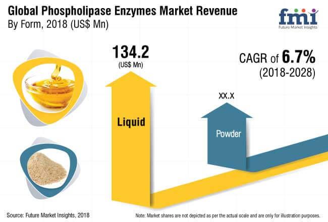 phospholipase enzyme market