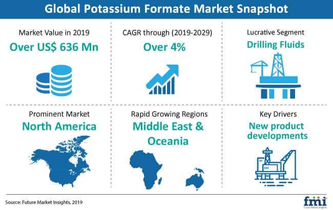 potassium formate market Snapshot