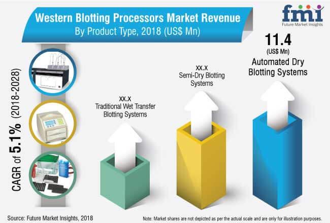western blotting processors market