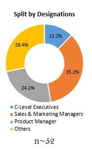 Primary Interview Splits consumer appliances market split by designations