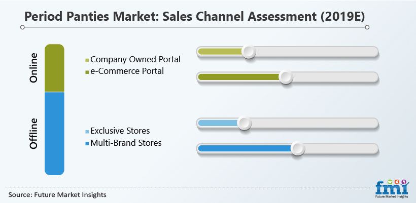 Period Panties Market: Sales Channel Assessment (2019E)