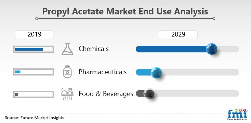 Propyl Acetate Market End Use Analysis