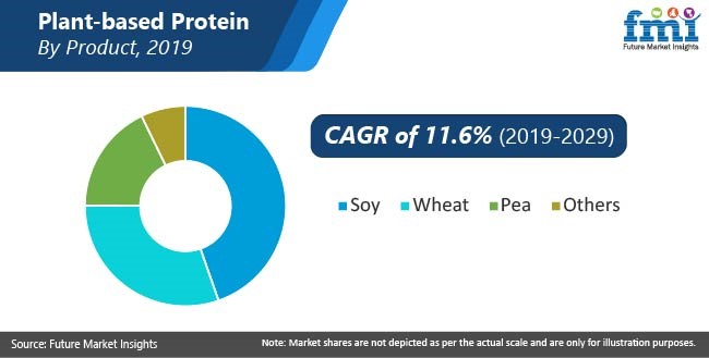 Plant-based Protein By Product, 2019