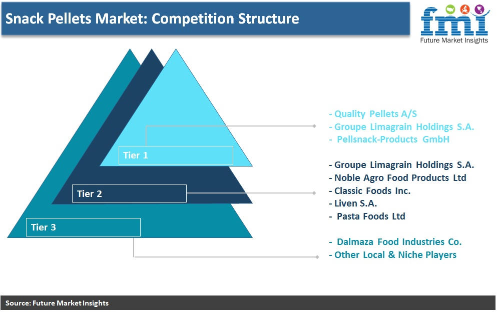 Snack Pellets Market: Competition Structure