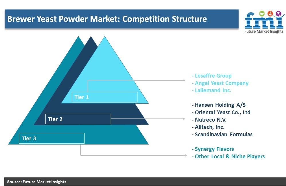 Brewer Yeast Powder Market: Competition Structure