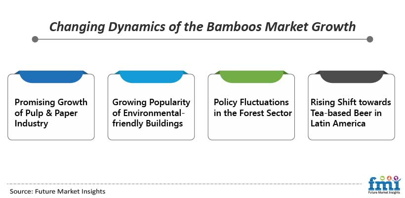 Changing Dynamics of the Bamboos Market Growth