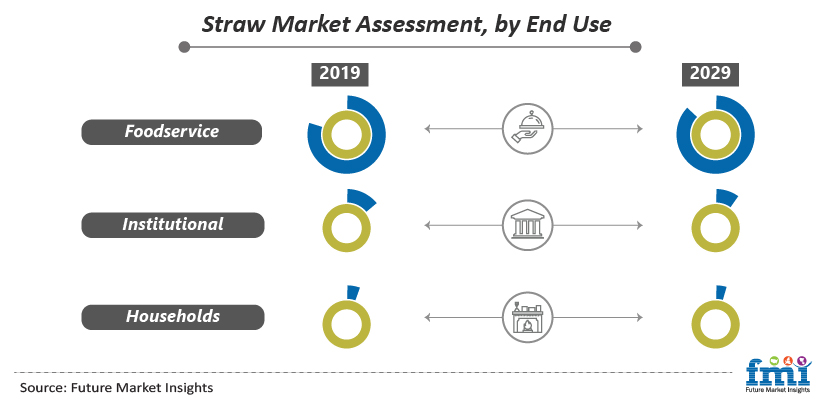 Straw Market Assessment, by End Use