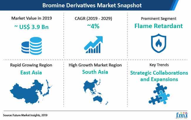 bromine derivatives market snapshot