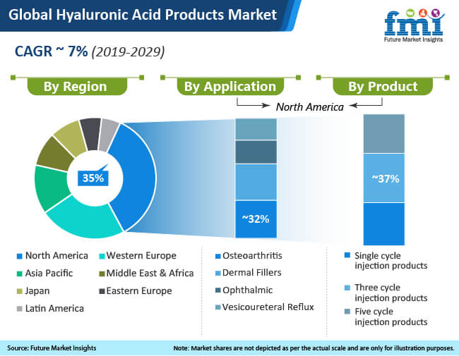 Global Hyaluronic Acid Products Market