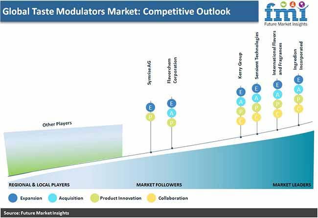 taste modulators market pr
