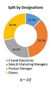Primary Interview Splits automotive battery management system market by designations