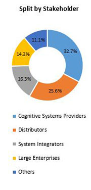 Primary Interview Splits cognitive systems spending market stakeholder
